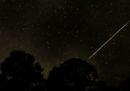 Lo sciame meteorico delle Perseidi