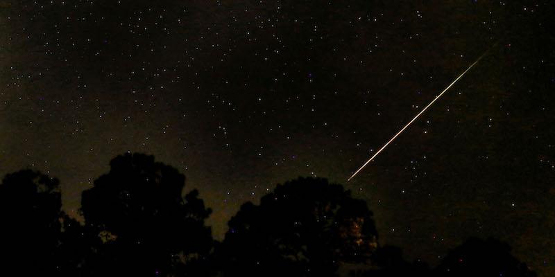 Foto Di Una Stella Cadente.Lo Sciame Meteorico Delle Perseidi Il Post