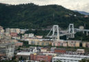 È crollato il ponte Morandi a Genova