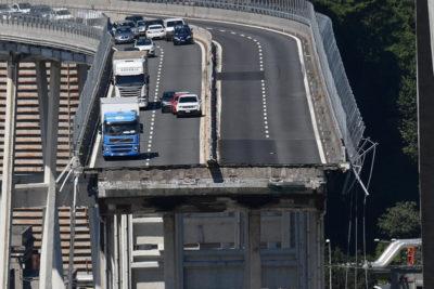 Atlantia, la società che controlla Autostrade per l'Italia, sta perdendo il 25 per cento in borsa