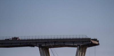 7 aggiornamenti sul ponte di Genova