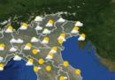Le previsioni meteo per giovedì 23 agosto