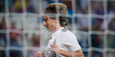 La FIFA non ha riscontrato illeciti da parte dell'Inter nel tentativo di acquisto di Luka Modric