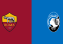Roma-Atalanta in streaming e in diretta TV