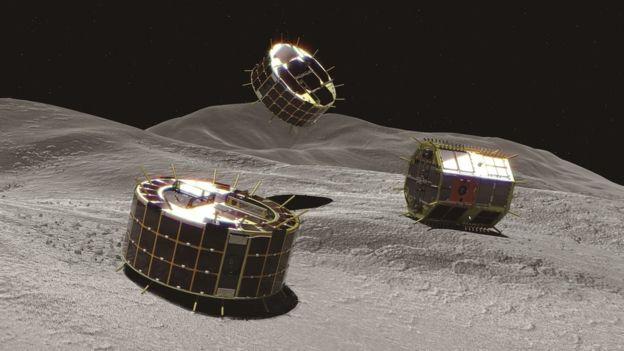 Grandi conquiste dello spazio - Pagina 2 Rover-hayabusa