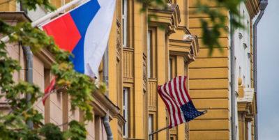 Una sospetta spia russa ha lavorato per anni all'ambasciata americana a Mosca
