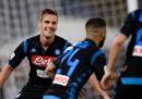 Serie A, i risultati degli anticipi della prima giornata