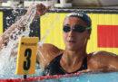 Simona Quadarella ha vinto l'oro nei 1500 metri stile libero agli Europei di Glasgow