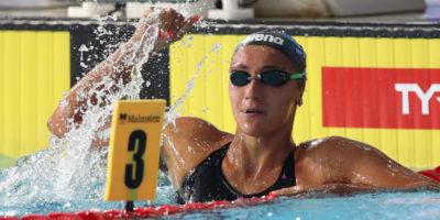 L'Italia ha vinto altre tre medaglie d'oro agli Europei di nuoto