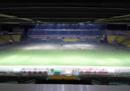 Come si prepara uno stadio all'inizio della Serie A