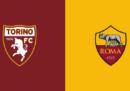 Torino-Roma: come vederla in streaming e in diretta TV