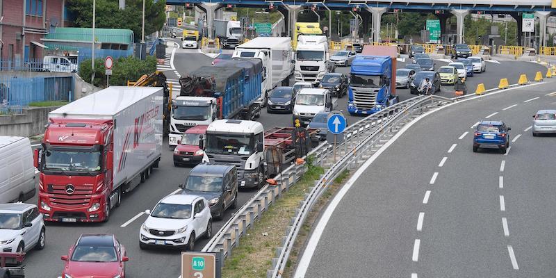 Le informazioni sul traffico di oggi e domani il post for Traffico autostrade in tempo reale