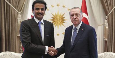 Il Qatar ha offerto aiuti per 15 miliardi di dollari alla Turchia