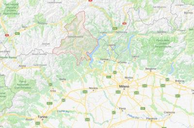 Il 21 ottobre gli abitanti del Verbano-Cusio-Ossola voteranno a un referendum sul passaggio della provincia dal Piemonte alla Lombardia