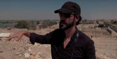 Un fotogiornalista spagnolo è tornato in Siria per incontrare i suoi ex carcerieri dell'ISIS