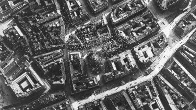 Il volo su Vienna di D'Annunzio, 100 anni fa