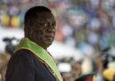 Mnangagwa è stato eletto ufficialmente presidente dello Zimbabwe