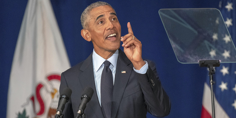 Obama a Trump: è tanto difficile condannare i nazisti?