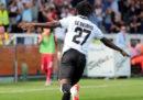 Il bel gol di Gervinho in Parma-Cagliari