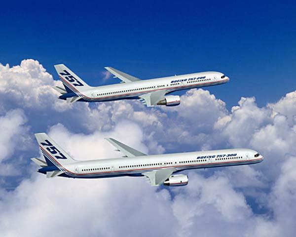 Boeing 757 e 767