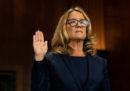 La testimonianza contro il giudice Kavanaugh
