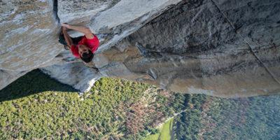 Avete mai visto un documentario di arrampicata?