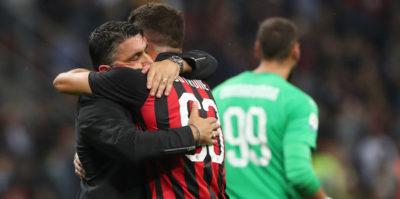 Milan-Atalanta in streaming e in TV