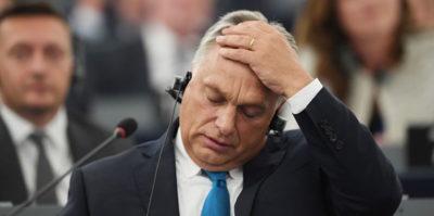 Il Parlamento Europeo contro l'Ungheria