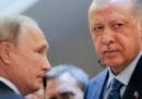 Russia e Turchia creeranno una zona cuscinetto demilitarizzata nella provincia di Idlib, in Siria