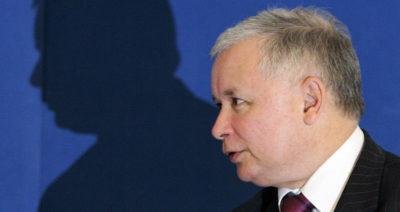 Il leader del primo partito polacco ha detto che l'Europa ha una «malattia sociale»