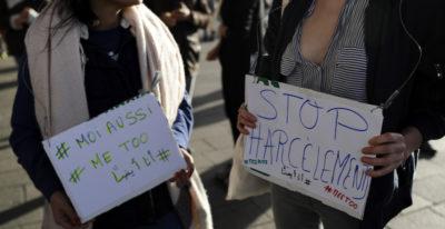 In Francia un uomo è stato multato per molestie sessuali in pubblico