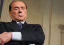 Berlusconi ha detto che si candiderà alle europee