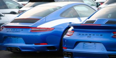 Porsche ha detto che smetterà di produrre modelli con motore diesel