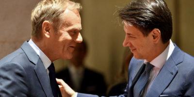 Inizia un altro Consiglio europeo molto difficile