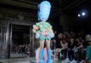 La Settimana della moda di Londra, bizzarra