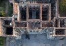Le foto del Museu Nacional di Rio de Janeiro dopo l'incendio