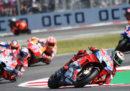 L'ordine d'arrivo del Gran Premio di MotoGP di Misano