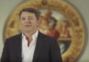 """Le prime immagini della docufiction di Matteo Renzi su Firenze, """"Florence"""""""