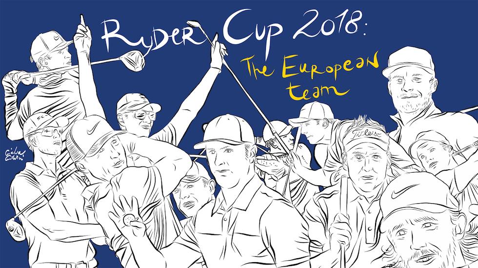Golf, Ryder Cup: Usa ko, trionfa l'Europa di Molinari