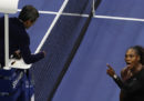Ha ragione l'arbitro o Serena Williams?