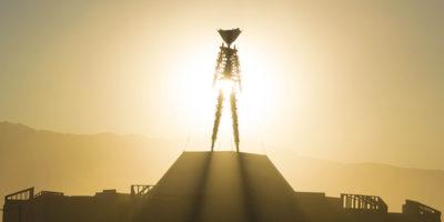 Le foto del Burning Man