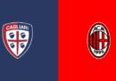 Dove vedere Cagliari-Milan in streaming e in diretta TV
