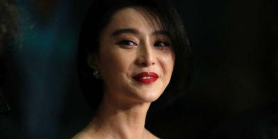 È sparita una delle attrici cinesi più famose al mondo