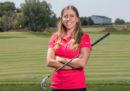 La golfista spagnola Celia Barquín è stata uccisa mentre si allenava in un circolo dell'Iowa
