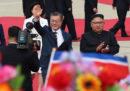 Il presidente sudcoreano Moon Jae-in è arrivato a Pyongyang e vedrà Kim Jong-un