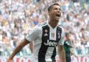 I primi due gol di Ronaldo in Serie A