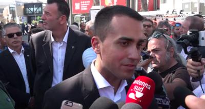 Di Maio dice che i negozi aperti la domenica stanno«distruggendo le famiglie italiane»