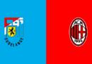 Dudelange-Milan in TV e in streaming