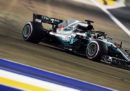La Formula 1 corre in notturna a Singapore