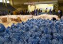 Il potente tifoneMangkhut sta arrivando nelle Filippine